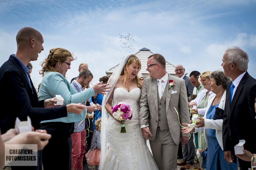 bruidsfotografie zandvoort