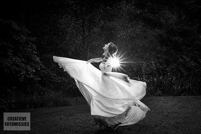 creatieve bruidsfotografie