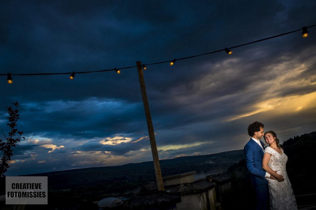 bruidsfotografie chateau de balmoral