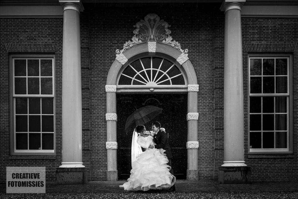 bruidsfotograaf kasteel groeneveld
