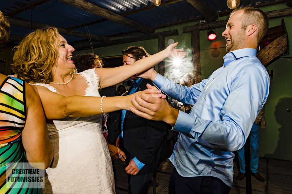 feest bruiloft