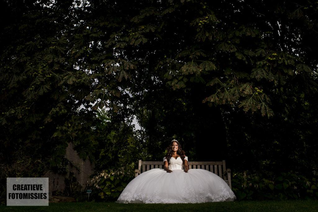 hortus utrecht bruidspaar