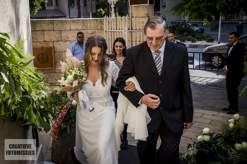 trouwen cairo